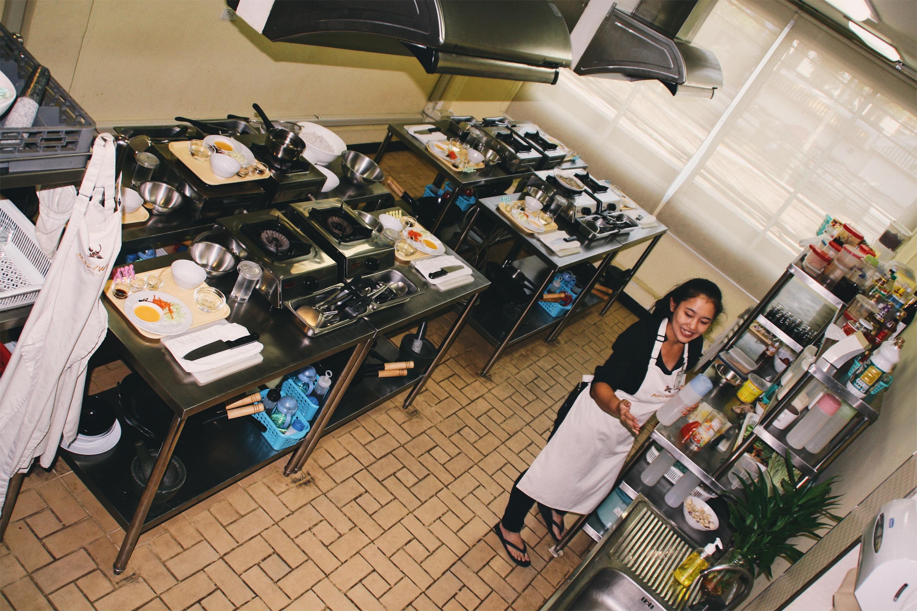Kochschule Maliwan